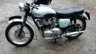 3. Triumph Bonneville 1960 T120