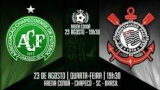 Com gol de Jô no final do 2 fundo tempo corinthians ganha da Chapecoense e abre 10 pontos de diferença do Grêmio.