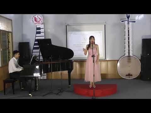 Dương Ngọc Ánh - Âm nhạc K30   Meror Diu  Micento