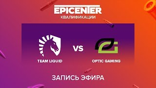 Team Liquid vs OpTic Gaming - EPICENTER 2017 NA Quals - map1 - de_inferno [ceh9]