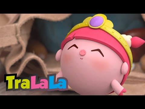 BabyRiki 60MIN (Grohi) - Desene animate   TraLaLa