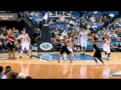 Wesley Matthews vs. Timberwolves 01-07-2011