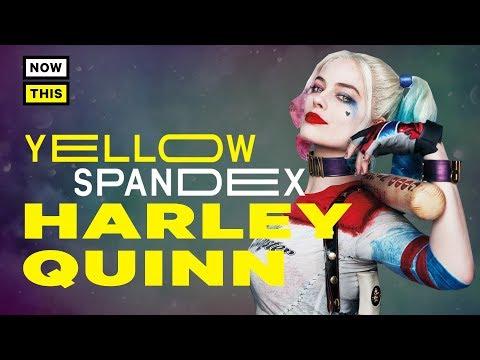 Harley Quinn's Costume Evolution | Yellow Spandex #5 | NowThis Nerd