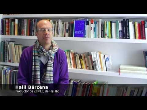 Entrevista a Halil Bárcena, traductor de 'Diwan', de Hal·lag