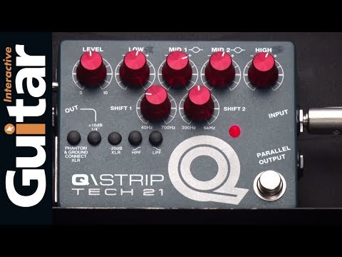 Q-STRIP - TECH21 : SHAPE YOUR SOUND!