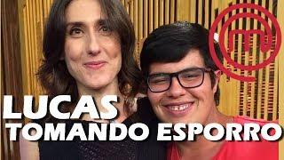 Video Masterchef - Lucas toma esporro de Paola Carosella por não aceitar estágio MP3, 3GP, MP4, WEBM, AVI, FLV Mei 2018
