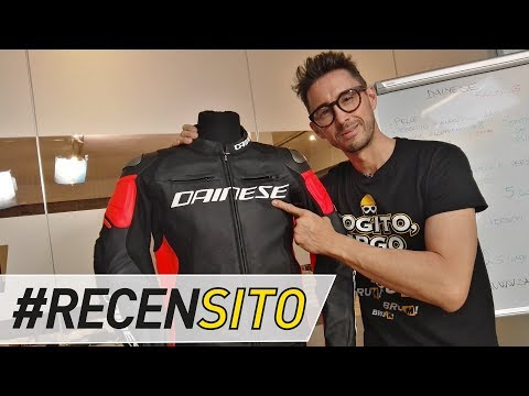 Dainese Racing 3. Recensione giacca in pelle
