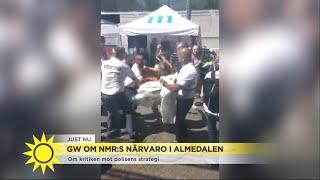 Video GW om nazisterna - agerar polisen rätt mot nazistiska partier som demonstrerar? - Nyhetsmorgon (TV4) MP3, 3GP, MP4, WEBM, AVI, FLV Juli 2018