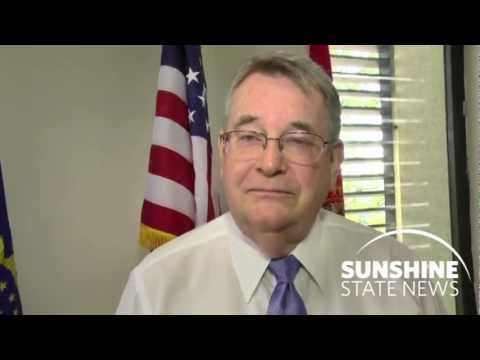 Florida state Sen. Don Gaetz says redistricting historically leads to court challenges the Legislature must resolve. He's optimistic the Senate can smooth out the state Supreme Court's objections to the new Senate map without disrupting the overall package. Courtesy: Dave Heller