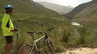 Clips from Wild Frontiers Action Adventure itinerary in Kyrgyzstan. Hike, Bike, Ride, Raft through the mountain of Kyrgyzstan,...