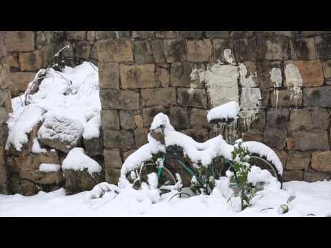 ثلوج لبنان روعة الخالق