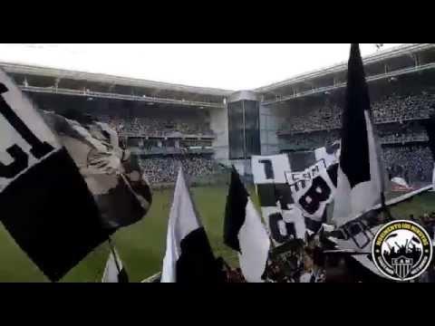 Movimento 105' - Märia Eu Sei que Você Treme - Movimento 105 Minutos - Atlético Mineiro
