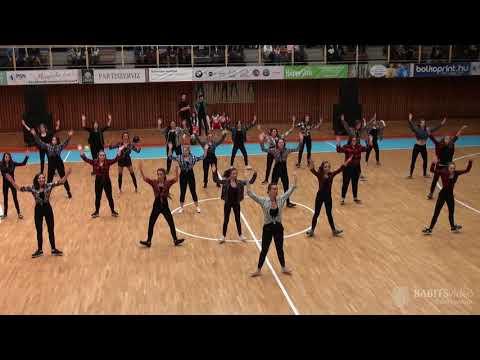 12.C osztály szalagavató tánca