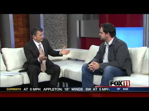 wluk - I was recently interviewed on Good Day Wisconsin for our film