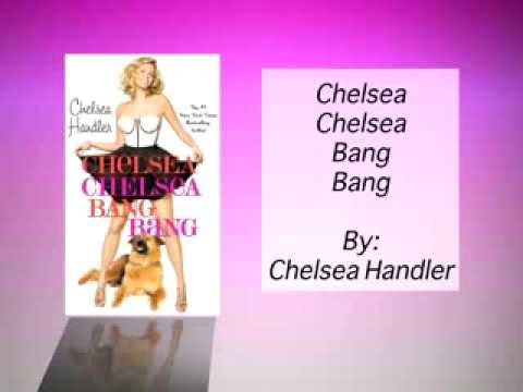 1 Minute Book Recommendation  Chelsea Chelsea Bang Bang