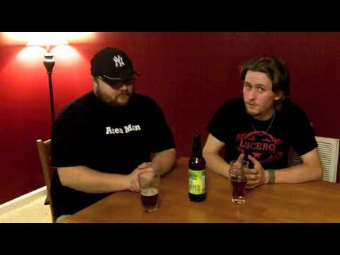 Hub City Brew Review: French Broad Rye Hopper Ale