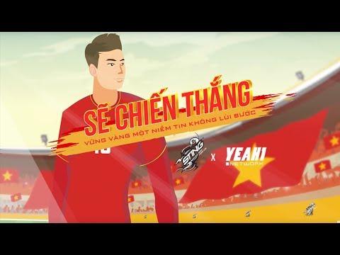 Sẽ Chiến Thắng - Cổ vũ VN chiến thắng AFF Cup 2018 | Yeah1 x Sting - Thời lượng: 2:01.