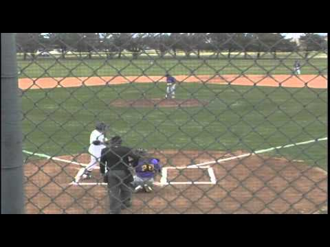 Video Replay: Baseball vs. Ellsworth (3/22/2016) W, 14-4