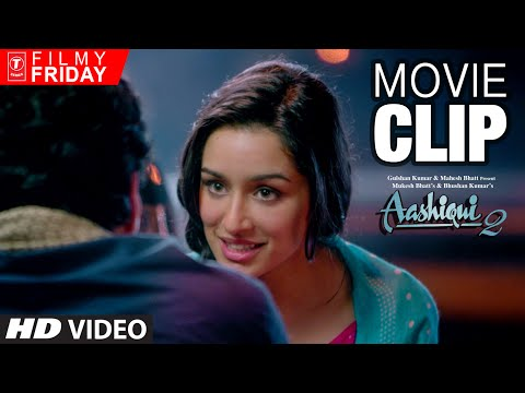 Video Aditya Roy Kapoor is in Love with Shraddha Kapoor | AASHIQUI 2 Movie Clips (2) | T-Series download in MP3, 3GP, MP4, WEBM, AVI, FLV January 2017