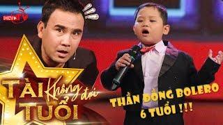 Video Thần đồng Bolero 6 tuổi Quốc Huy hát Tình Cha khiến Quyền Linh - Lê Lộc - Quang Bảo 'nổi da gà' 😍 MP3, 3GP, MP4, WEBM, AVI, FLV Juni 2018