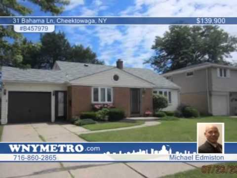 Buffalo Real Estate, Buffalo Homes For Sale | WNY Metro Roberts 8-9-14