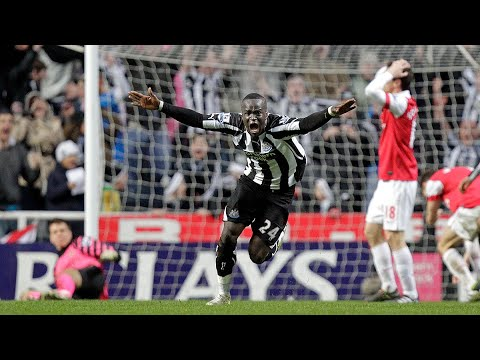 Newcastle United 4 Arsenal 4   2011   Full 90 Minutes