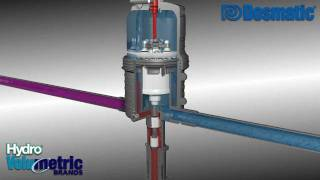 Hydro Systems - Dosmatic Pump 3D Animation