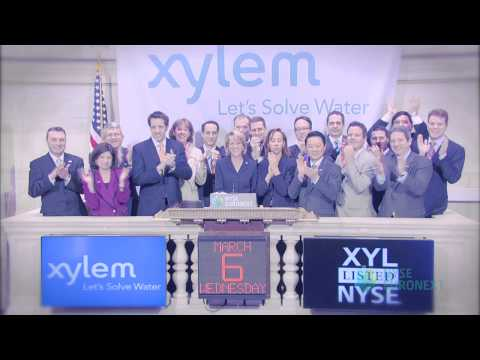 Video Xylem Visits the New York Stock Exchange download in MP3, 3GP, MP4, WEBM, AVI, FLV January 2017