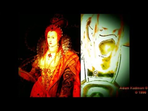 a. kadmon - la genetica ibrido-aliena della regina elizabeth tudor