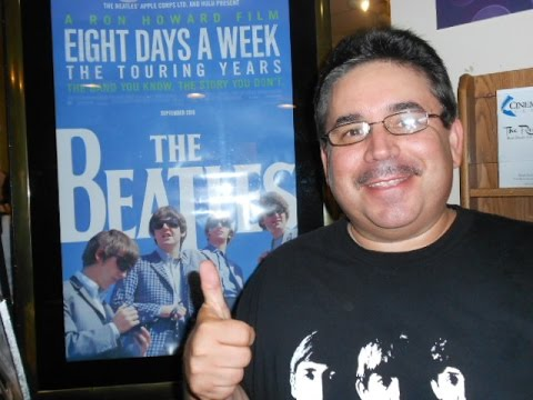 """Review: """"Eight Days A Week"""" Beatles Film by Ron Howard"""
