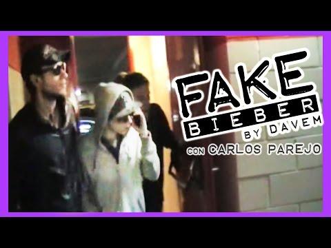 """Un Justin Bieber """"de pega"""" la lía parda tras el concierto de Madrid"""