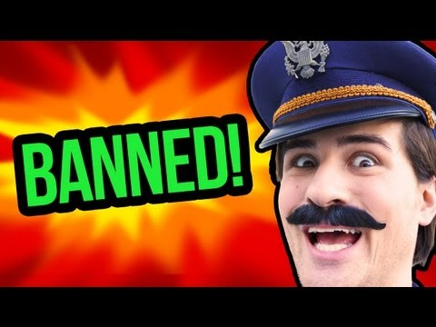 BANNED AIRPLANE SAFETY VIDEO