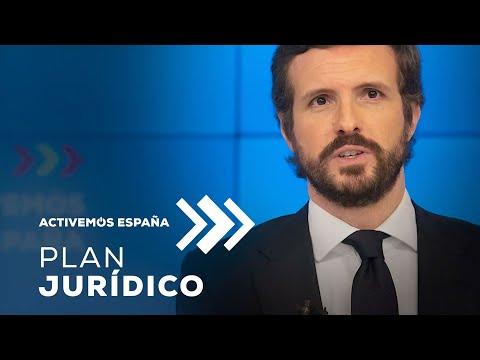 Activemos España: Plan jurídico