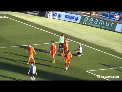 Hercules CF 1-0 Valencia CF Mestalla