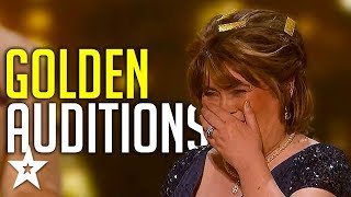 Video Every GOLDEN BUZZER Audition On AGT: The Champions! | Got Talent Global MP3, 3GP, MP4, WEBM, AVI, FLV Maret 2019
