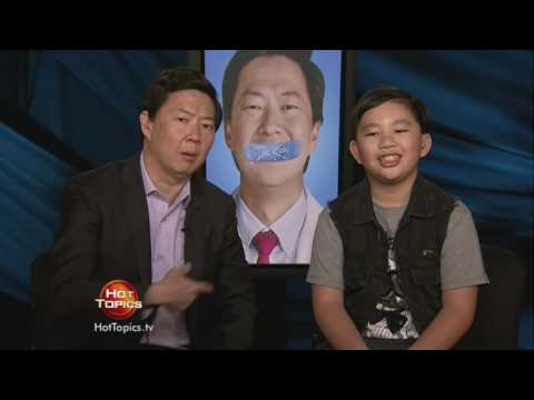 Dr. Ken Jeong talks about new show, wife's breast cancer victory | Hot Topics (видео)