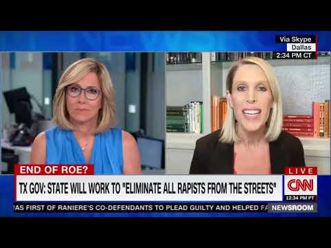 CNN | Alisyn Camerota | Attorney Michelle Simpson Tuegel Responds to Gov. Abbott's Comments