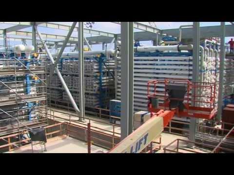 San Diego's Million Dollar Seawater Desalination Plant