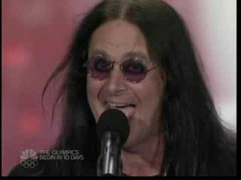 impersonator - http://www.owntheopus.com Randy Hanson, Ozzy Osbourne, Impersonator American's Got Talent aired July 29th, 2008 Even Sharon Osbourne checks out this very fam...