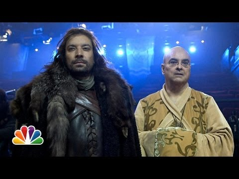 Game of Desks (Late Night with Jimmy Fallon)