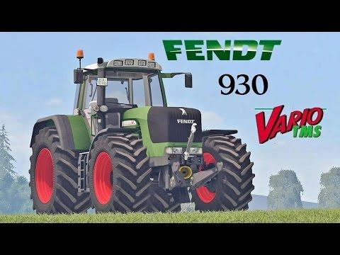 Fendt 930 Vario TMS v1.0