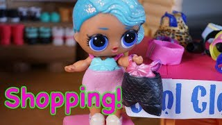 Video LOL SURPRISE DOLL Sparkle's Skater Friends And Their Influence On Her! MP3, 3GP, MP4, WEBM, AVI, FLV Desember 2018