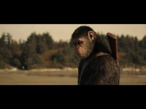 War for the Planet of the Apes | Official Trailer 2017