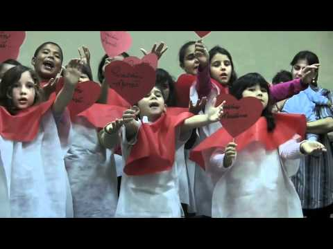 Dia das Mães na Igreja Metodista de Presidente Bernardes 2012