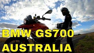 10. Ride in Victoria Australia   BMW F700GS review   route details are in the description below