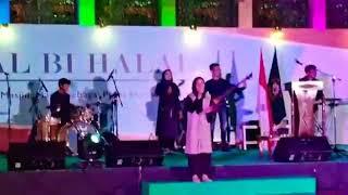 Video SABYAN GAMBUS - YA MAULANA (At Masjid Istiqlal) MP3, 3GP, MP4, WEBM, AVI, FLV Juli 2018