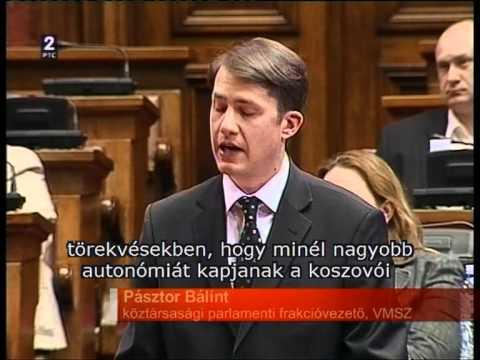 Híradó - A parlament támogatja a brüsszeli megállapodást-cover