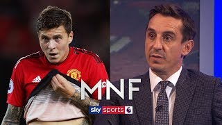Gary Neville analyses Man United's defensive 'problems' | MNF