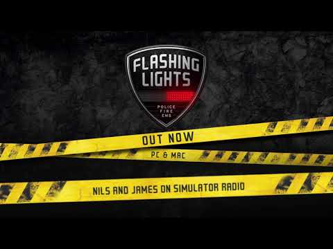 Flashing Lights | Simulator Radio Interview
