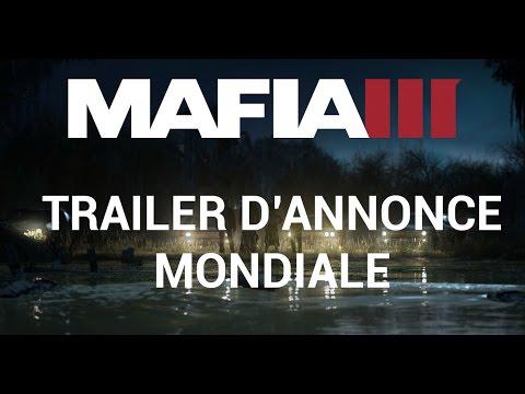 Mafia 3 - trailer d'annonce